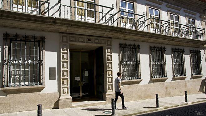 Centro de Arte Contemporânea Graça Morais &#10Local: Bragança&#10Foto: Câmara Municipal de Bragança