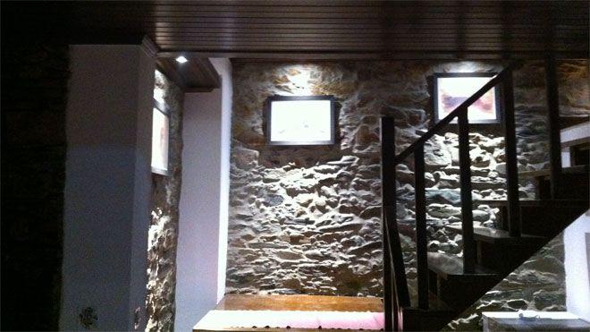 Casa do Passadiço&#10Local: Sobreira Formosa&#10Foto: Casa do Passadiço