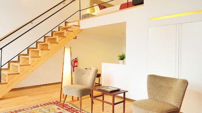 Design Palácio Flats&#10Local: Porto&#10Foto: Design Palácio Flats