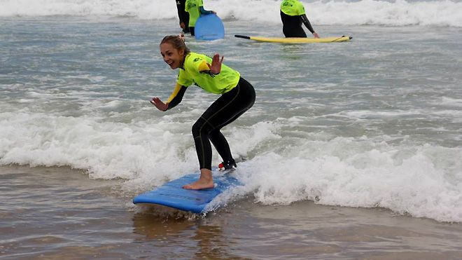 G3 Surfschool&#10Local: Peniche&#10Foto: G3 Surfschool
