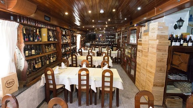 Restaurante As Colunas