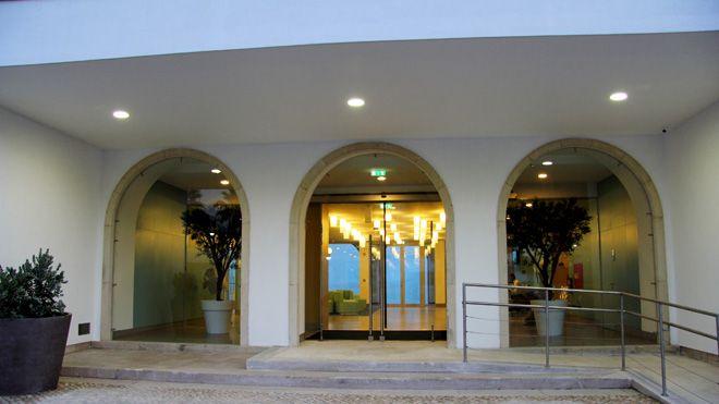 INATEL Albufeira Praia Hotel&#10Plaats: Albufeira&#10Foto: INATEL Albufeira Praia Hotel