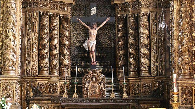 Igreja de São Vicente - Bragança&#10Local: Bragança&#10Foto: Câmara Municipal de Bragança