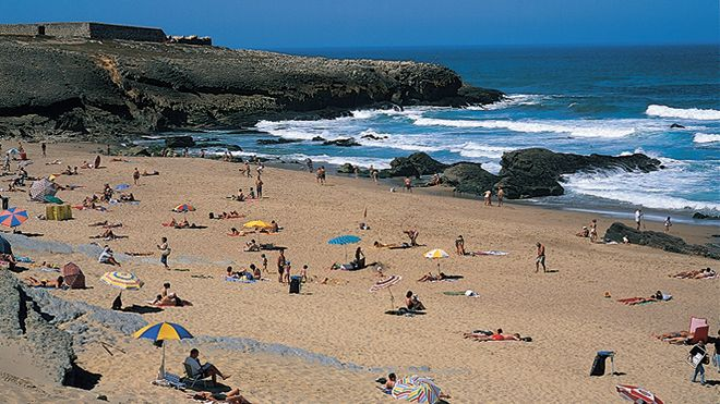 Praia da Cresmina - Guincho&#10Place: Guincho - Cascais&#10Photo: JTCE