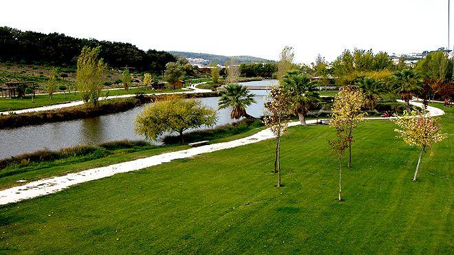 Parque dos Monges&#10Local: Alcobaça