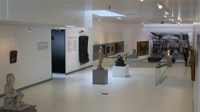 Museu e Centro de Artes de Figueiró dos Vinhos&#10Foto: C. M. Figueiró dos Vinhos