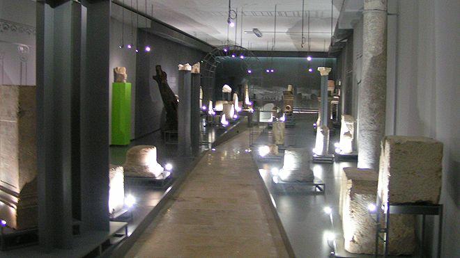 Museu Municipal de Faro&#10場所: Faro&#10写真: CM Faro