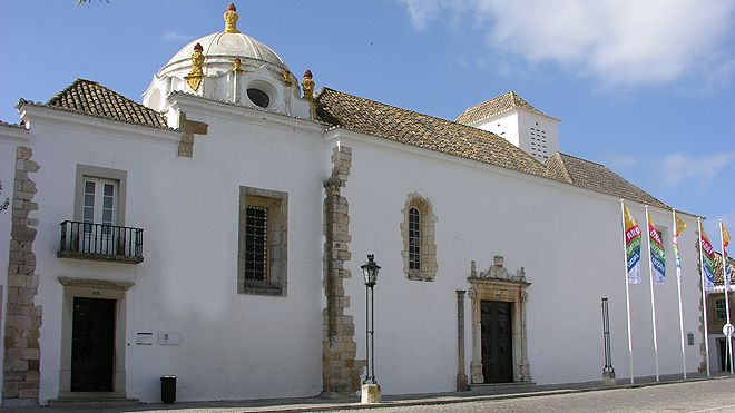 Museu Municipal de Faro&#10Lugar Faro&#10Foto: CM Faro