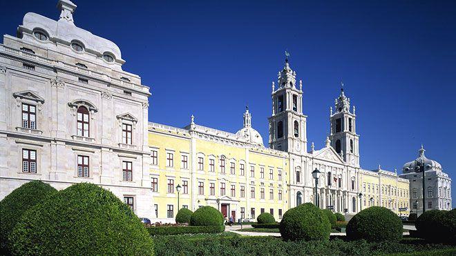 Real Convento de Mafra&#10Luogo: Mafra&#10Photo: José Manuel