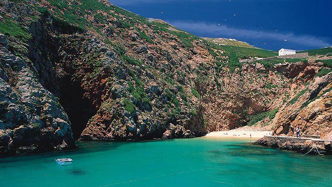 Reserva Natural das Berlengas&#10場所: Berlengas&#10写真: Turismo de Portugal