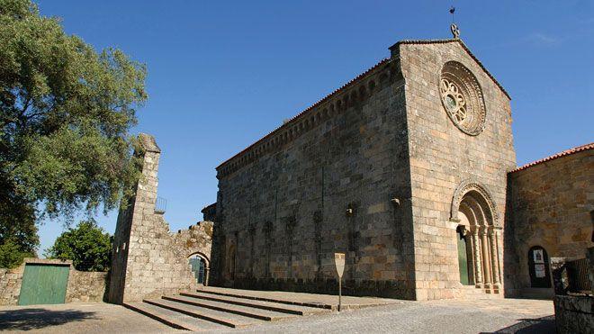Mosteiro de Roriz&#10Lieu: Santo Tirso&#10Photo: Câmara Municipal de Santo Tirso