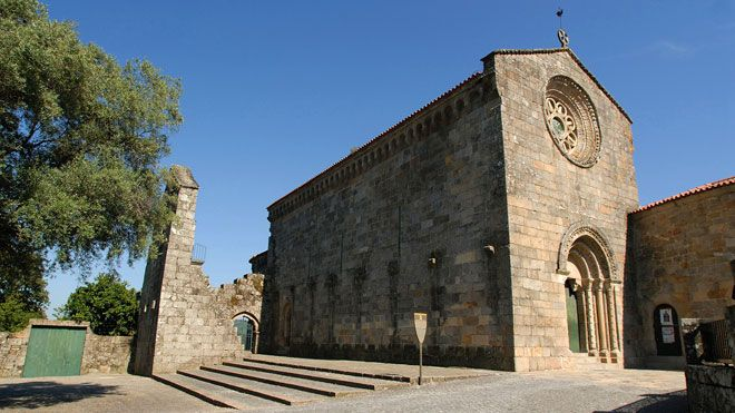 Mosteiro de Roriz&#10Luogo: Santo Tirso&#10Photo: Câmara Municipal de Santo Tirso