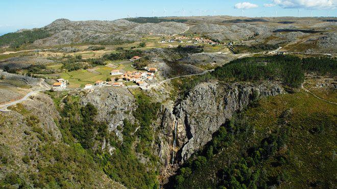 Geoparque de Arouca&#10Local: Arouca&#10Foto: Associação Geoparque Arouca