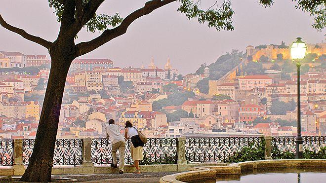Lisboa&#10Plaats: Bairro Alto&#10Foto: José Manuel
