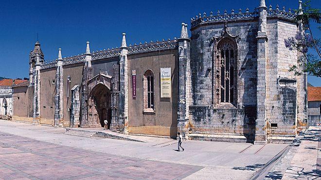 Convento de Jesus&#10Luogo: Setúbal&#10Photo: José Manuel