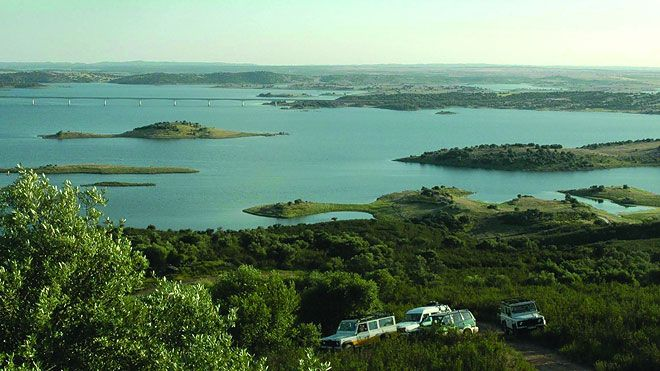 Alqueva&#10Local: Rio Guadiana&#10Foto: Turismo do Alentejo