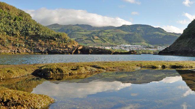 Ilhéu de Vila Franca do Campo&#10Local: Açores&#10Foto: Jarimba