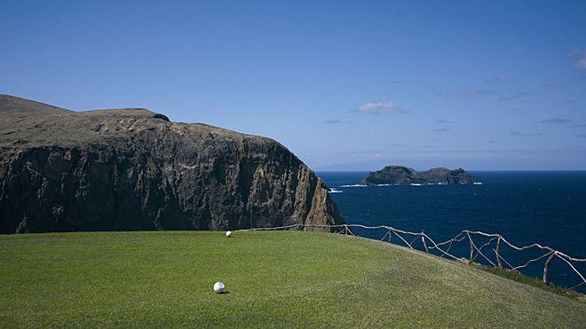 Porto Santo Golf&#10場所: Porto Santo&#10写真: Turismo da Madeira