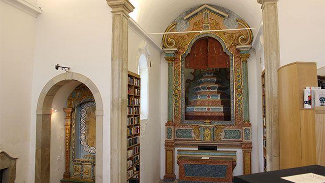 Igreja de Santiago - Óbidos&#10Local: Óbidos&#10Foto: Nuno Félix Alves