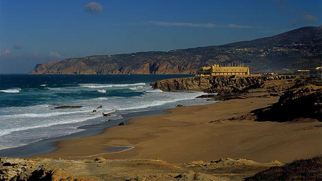 Praia da Cresmina&#10Local: Guincho