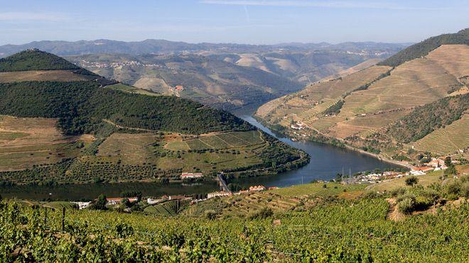 Portugal North Douro River, Oporto, Régua, Viseu, Lamego