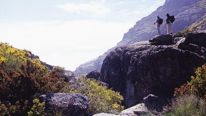 Serra da Estrela&#10場所: Serra da Estrela&#10写真: Turismo do Centro
