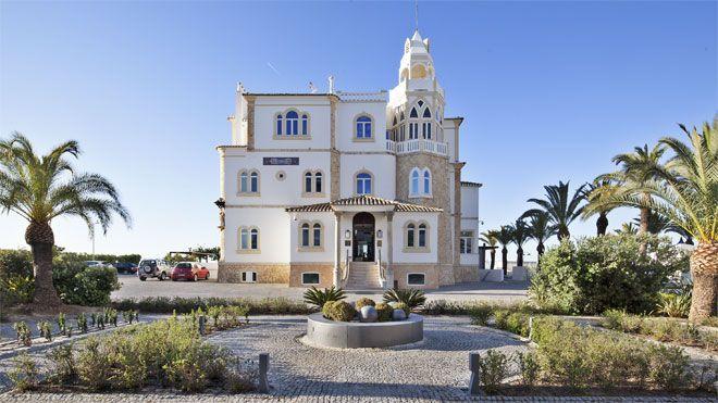 Bela Vista Hotel & Spa - Relais & Châteaux&#10場所: Portimão&#10写真: Bela Vista Hotel & Spa - Relais & Châteaux