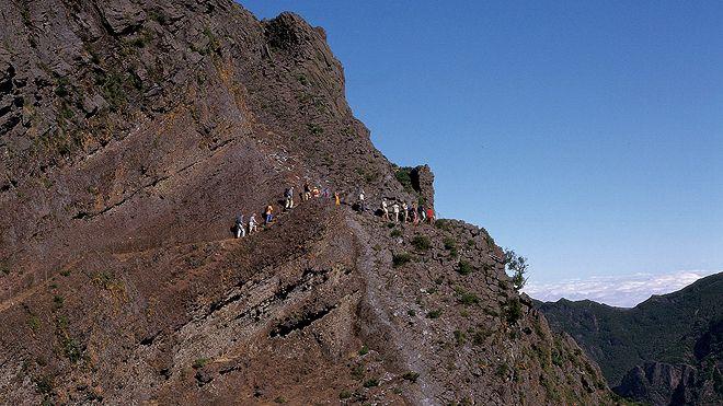 Pico do Areeiro - DRT Madeira