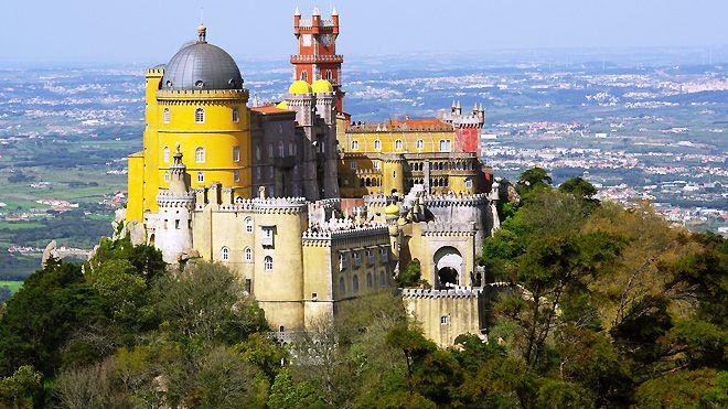 King Tours Portugal&#10Local: Palácio da Pena&#10Foto: King Tours Portugal