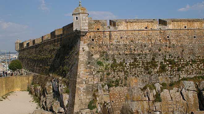 Fortaleza de Peniche&#10地方: Peniche&#10照片: Turismo do Oeste - Luís Garcia