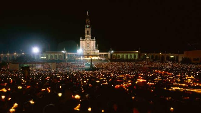 Image result for Fatima anniversary