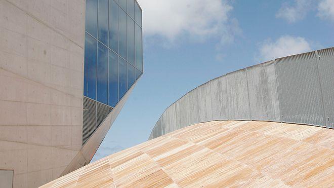 Casa da Música&#10Lugar Porto&#10Foto: Mário Santos