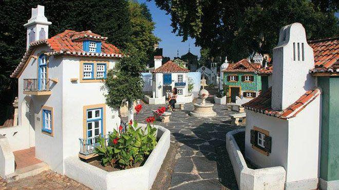 Portugal dos Pequenitos&#10地方: Coimbra&#10照片: Fundação Bissaya Barreto