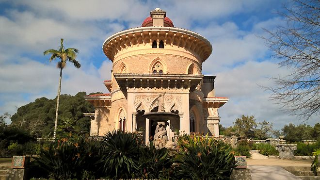 Portugal Top Tours_Monserrate palace&#10Foto: Portugal Top Tours
