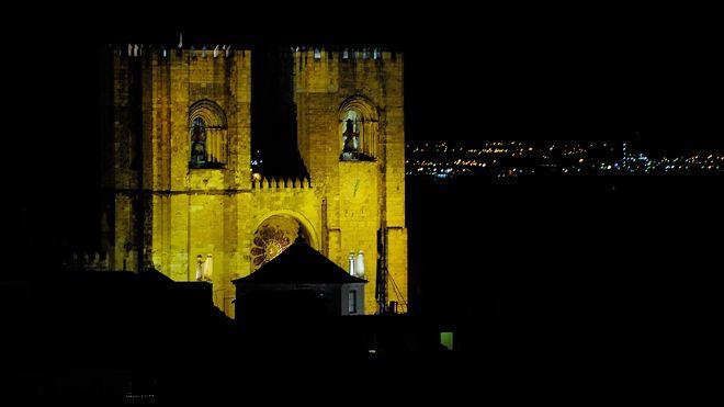 Sé de Lisboa&#10Local: Lisboa&#10Foto: Rui Rebelo