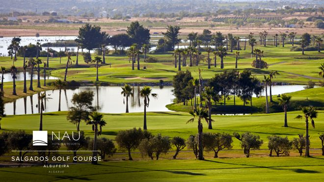 Salgados Golf Course&#10地方: Albufeira