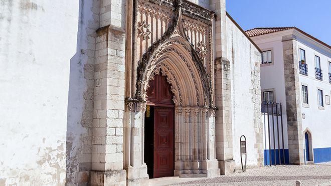 Igreja da Graça&#10Ort: Santarém&#10Foto: Shutterstock