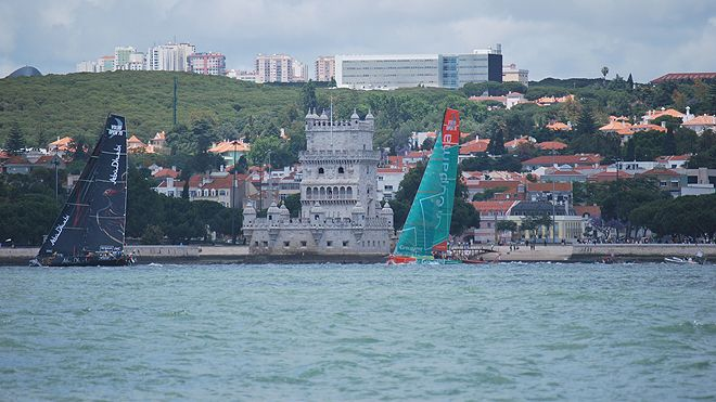 Volvo Ocean Race&#10Local: Lisboa&#10Foto: VisitPortugal