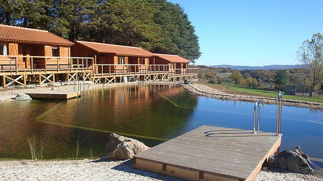 Parque Biológico de Vinhais - Bungalows&#10Lugar Vinhais&#10Foto: Parque Biológico de Vinhais