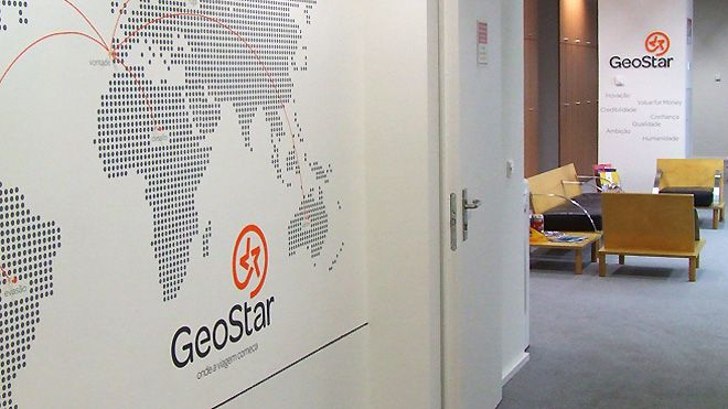 Geostar&#10Luogo: Lisboa&#10Photo: Geostar