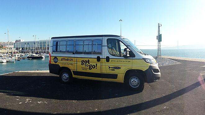 Got to Go&#10Local: Lisboa&#10Foto: Got to Go