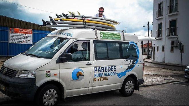 Paredes Surf&#10Local: Alcobaça&#10Foto: Paredes Surf