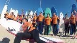 Carcavelos Surf School&#10Local: Carcavelos&#10Foto: Carcavelos Surf School