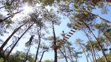 Parque Aventura Cova da Baleia_Arborismo&#10Ort: Mafra&#10Foto: Parque Aventura Cova da Baleia