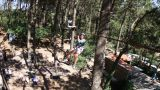 Parque Aventura Cova da Baleia_Arborismo&#10Local: Mafra&#10Foto: Parque Aventura Cova da Baleia