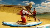 Lagos SUP School&#10Local: Lagos&#10Foto: Lagos SUP School