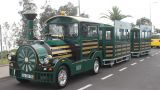 Madeira-Green-Train&#10Local: Funchal&#10Foto: Madeira-Green-Train