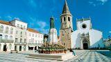 Igreja de São João Baptista, Tomar&#10地方: Tomar&#10照片: John Copland