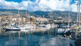 Marina&#10Local: Funchal&#10Foto: Turismo da Madeira