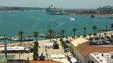 Porto de Portimão&#10Local: Portimão&#10Foto: IPTM - Delegação do Sul